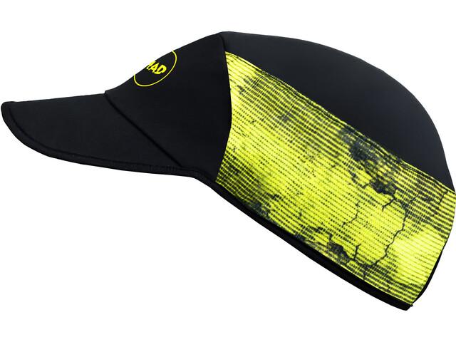 HAD Ultralight Päähine , keltainen/musta
